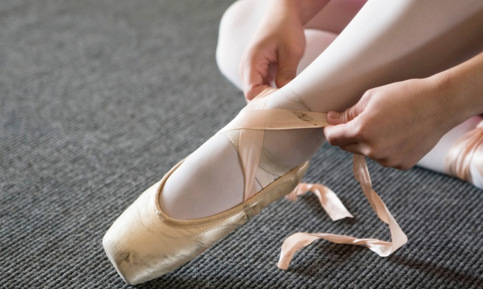 The Ballet Academy - Newark: 5 or 10 Drop-In Dance Lessons at The Ballet Academy (Up to 48% Off)