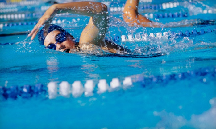 Atlantis Sports Club & Spa - Parsippany-Troy Hills: Pool and Gym Membership for One or Two Adults or Pool Membership for One Child at Atlantis Sports Club & Spa in Parsippany (Up to 63% Off)