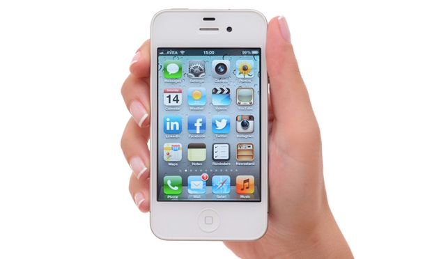 iphone 4s refurbished refurbished apple iphone 4s groupon goods 2881