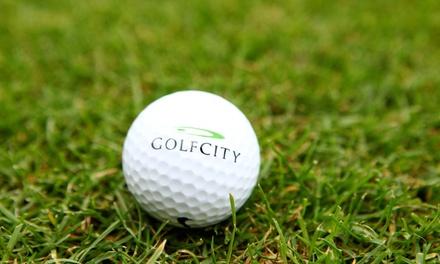 2,5 Std. Golf-Schnupperkurs für eine, zwei oder vier Personen in der GolfCity Puchheim Gutshof Harbeck (bis 55% sparen*)