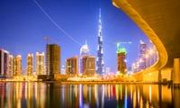 Dubai Creek Dhow Cruise for Up to Four at New Dubai Team Tours