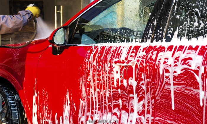 Alan's Superior Detail - Brea-Olinda: One Full-Service Signature Car Wash with Optional Hand Wax at Alan's Superior Detail (Up to 54% Off)