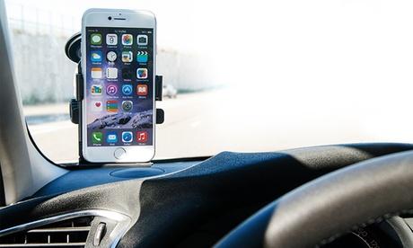 Soporte para smartphone con brazo articulado