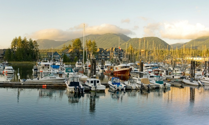 Water's Edge Resort - Ucluelet: 2- or 3-Night Stay at Water's Edge Resort on Vancouver Island, BC