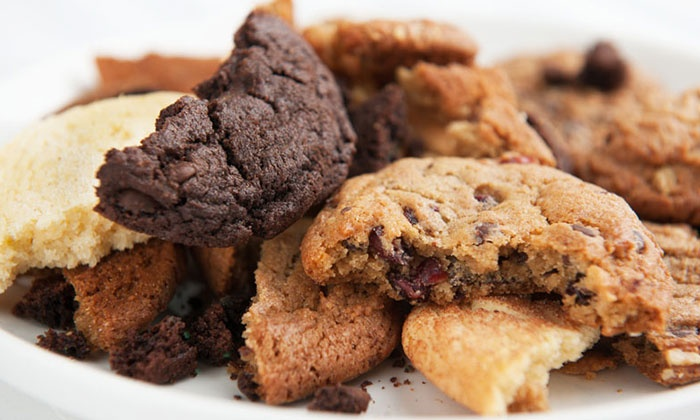 Pacific Cookie Company - Berkeley: $12 for Three Groupons, Each Good for $8 Worth of Treats at Pacific Cookie Company ($24 Total Value)
