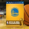 Golden State Warriors 2014-15 NBA Championship Highlights DVD/Blu-ray