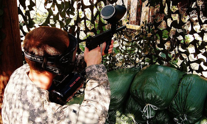 Black Ops Paintball - Fayetteville: $24 for All-Day Paintball Including Equipment, 200 Rounds, and Unlimited Air at Black Ops Paintball ($49.95 Value)