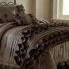 8-Piece Ruffled Comforter Sets