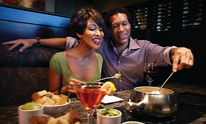 The Melting Pot - Lyndhurst: Three-Course Fondue Meal for Two or Four at The Melting Pot (Up to 54% Off)