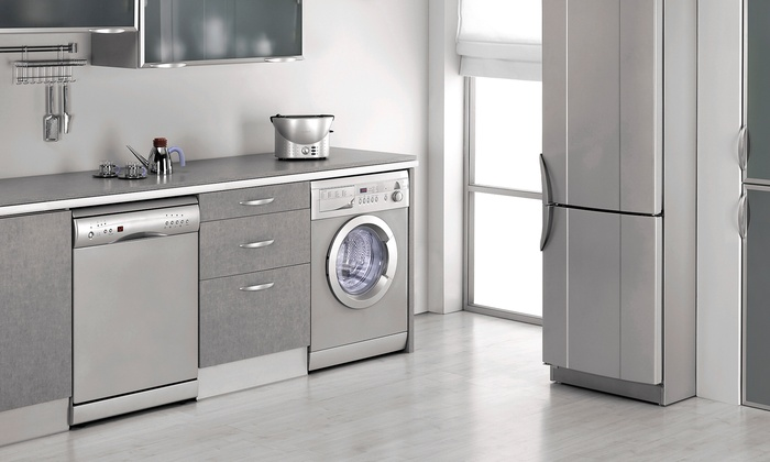 Home Solutions - Niles: $500 Toward LG Stainless-Steel Fridge or $99 for $200 Worth of Home Appliances at Home Solutions