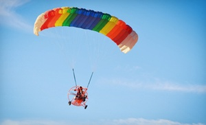 15- Or 30-minute Introductory Paraplane Flight At Inland Paraflite (up To 54% Off)