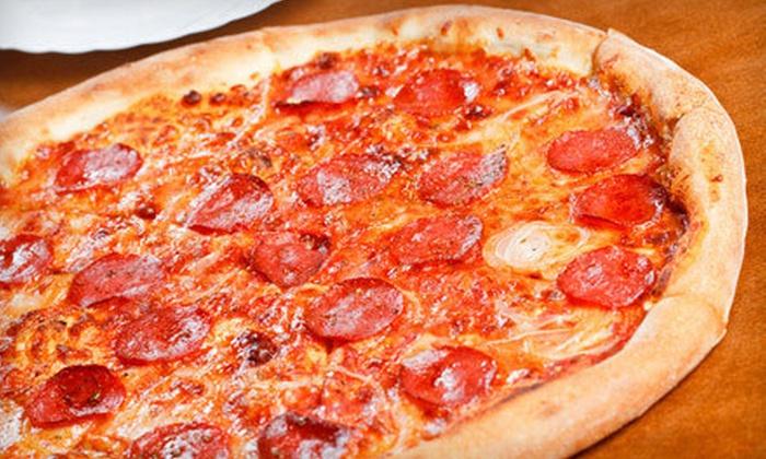 Bella Luna Pizzeria Inc. - Flour Bluff: $7 for $15 Worth of Italian Food at Bella Luna Pizzeria Inc.