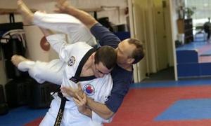 Jae Kim's Martial Arts: $35 for $130 Groupon — Jae Kim's Martial Arts School