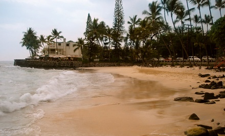groupon daily deal - 3-, 5-, or 7-Night Stay for Two or Four at Hale Queen Kalama in Kailua Kona, HI