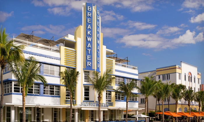 null - Miami: Stay at 4.5-Star Hotel Breakwater South Beach in Miami Beach, FL