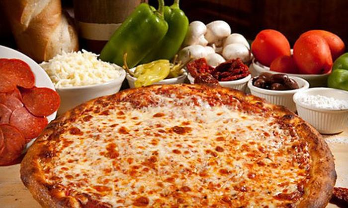 La Magia Cafe & Pizza - Smada: Italian Cuisine at La Magia Cafe & Pizza in Sugar Land (Half Off). Two Options Available.