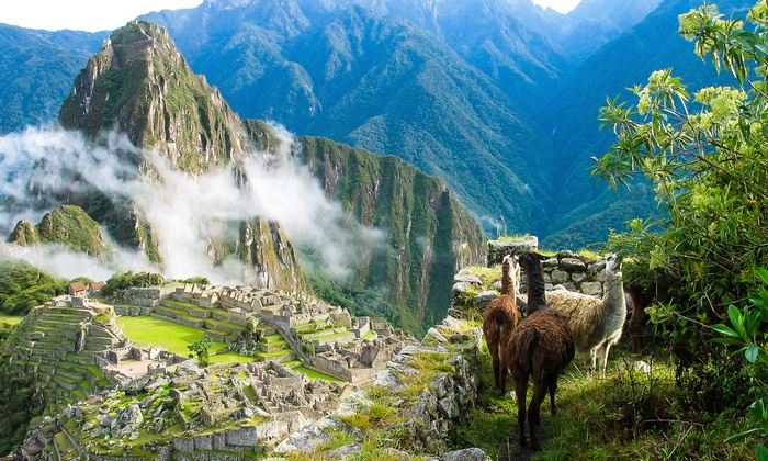 7-Day Peru & Machu Picchu Tour with Airfare from Indus Travels