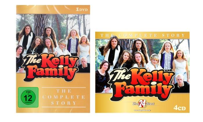 Kelly Family Dvd