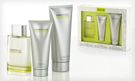 Kenneth Cole Reaction Men's Eau de Toilette Gift Set