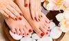 Effie Serene Beauty n Spa - Abu Dhabi: Luxury Spa Beauty Package including Mani-Pedi & more starting from AED 49