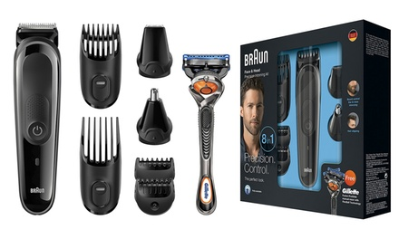 Braun MGK3060 Multi Grooming Kit
