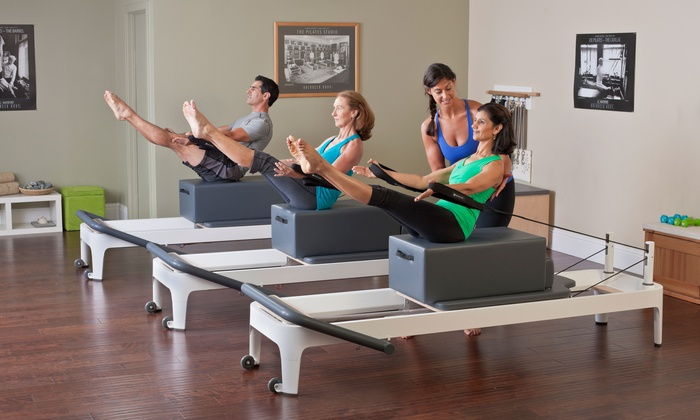 Konnect Pilates - Mission Viejo: Five or 10 Group Reformer Classes with One Private Reformer Session at Konnect Pilates (Up to 62% Off)
