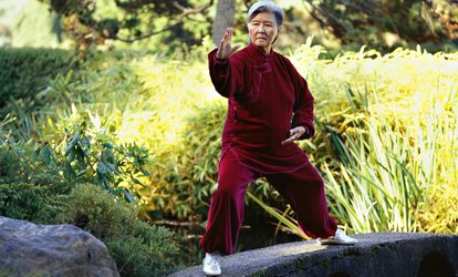 Up to 71% Off Tai Chi Classes