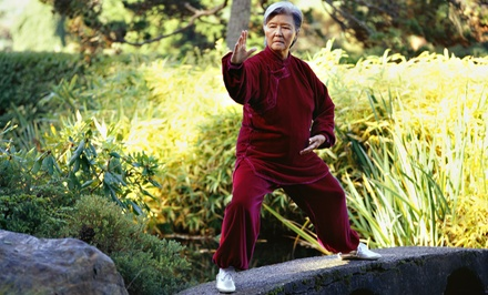 Four or Eight Tai Chi Classes at Tai Chi Montclair (Up to 77% Off)