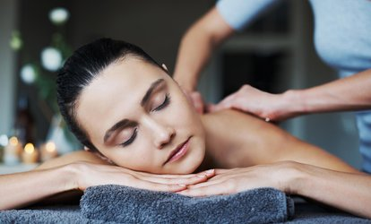 image for 30-Minute Back, Neck and Shoulder or 60-Minute Full Body Massage at Beautiful Touch (Up to 52% Off)