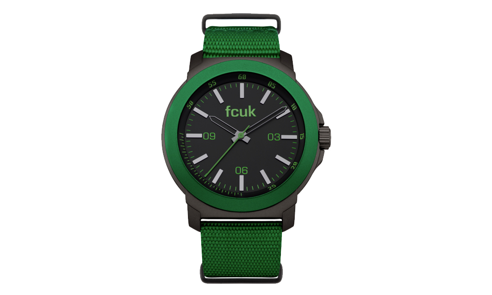 fcuk watch groupon goods gents watches