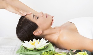 The Alchemy of Beauty: Anti-Aging Detoxifying Facial or Anti-Aging or Acne Facial with Peel at The Alchemy of Beauty (Up to 52% Off)