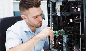 Seseva serwis komputerowy: Przegląd i konserwacja komputera lub laptopa za 39,99 zł i więcej opcji w Seseva serwis komputerowy
