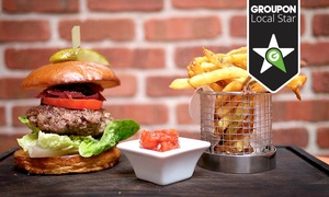 Honky Tonk: Two-Course American Meal and Cocktail from £12.95 at Honky Tonk (Up to 51% Off)