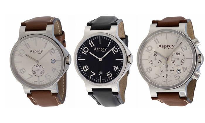 Asprey of London Watches: Aprey of London Men's and Unisex Watches. Multiple Styles Available from $544.99–$1,072.99.