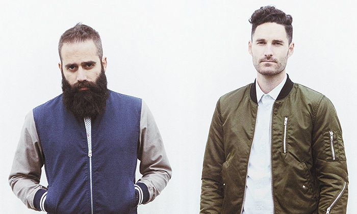 Capital Cities and Big Data - The Pacific Amphitheatre: Capital Cities and Big Data at The Pacific Amphitheatre on Saturday, July 25, at 7:30 p.m. (Up to 53% Off)