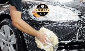 HI Carwash: Platinum Wash and Spray Wax for Sedan ($34), Wagon ($39), 4WD ($44) or Seven-Seater ($49) at HI Carwash(Up to $99 Value)