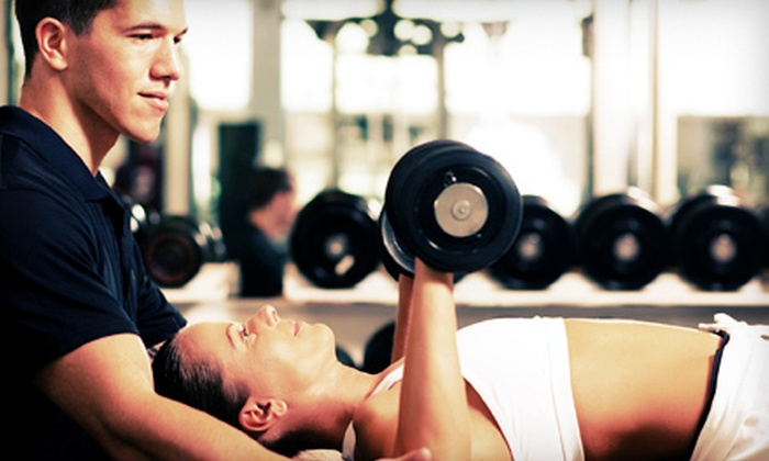 Fitness MD - Industrial Area East: $39 for a Six-Week Fitness Program at Fitness MD ($299 Value)