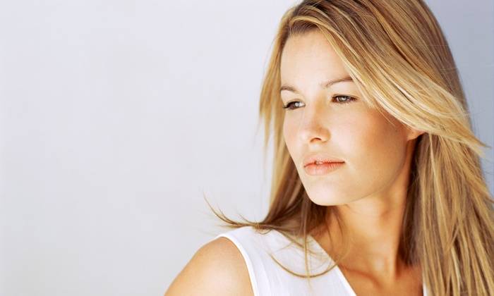 Pamela at The Palms of Barrett - Acworth-Kennesaw: Cut Package and Optional Partial or Full Highlights or Color (Up to 53% Off)