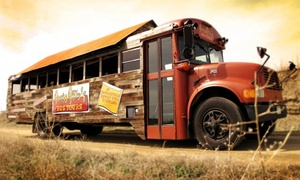 Banjo Billy's Bus Tours: Denver or Boulder History Tour for Two or Four from Banjo Billy's Bus Tours (43% Off)