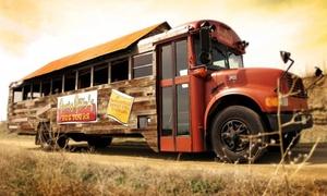 Banjo Billy's Bus Tours: Denver or Boulder History Tour for Two or Four from Banjo Billy's Bus Tours (48% Off)