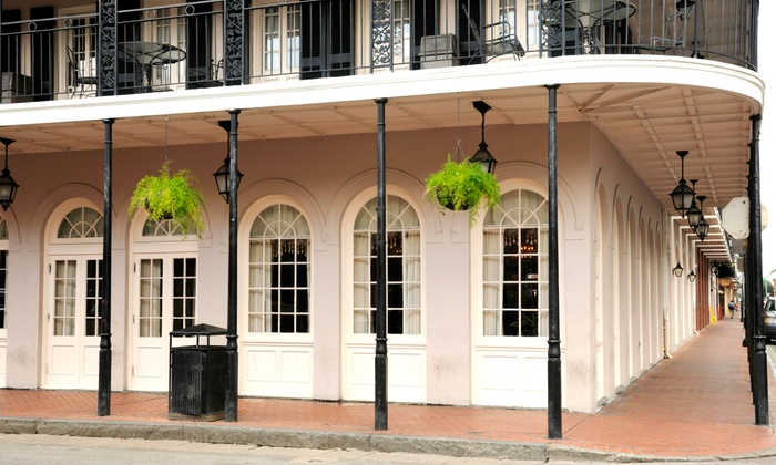 Magic Tours - French Quarter: Walking Tour for Two, Four, or Six from Magic Tours (Up to 52% Off)