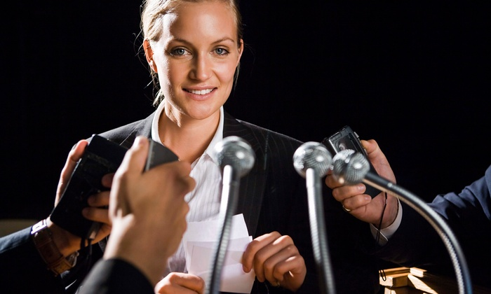 "Entrepreneur Haven - Lombard: $39 for One Admission to ""The Secret to Being an Amazing Public Speaker"" Seminar ($199 Value)"