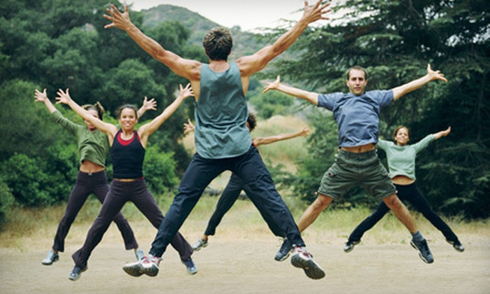 Lake View Boot Camp - West Kelowna: Boot Camp, Men's Conditioning Classes, or Personal Training from Lake View Boot Camp in West Kelowna (Up to 79% Off)