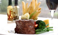 Italian Two-Course Meal and a Glass of Wine from R349 for Two at Olive n Twist