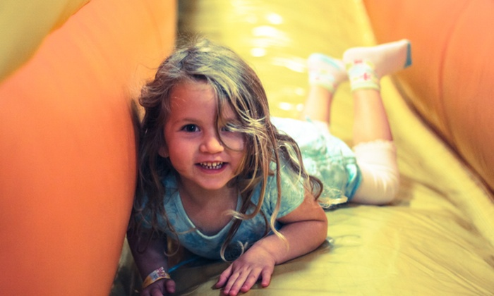 Jump A Roos - Cutler Bay: Two or Four Indoor Inflatable Open-Play Sessions at Jump A Roos (50% Off)