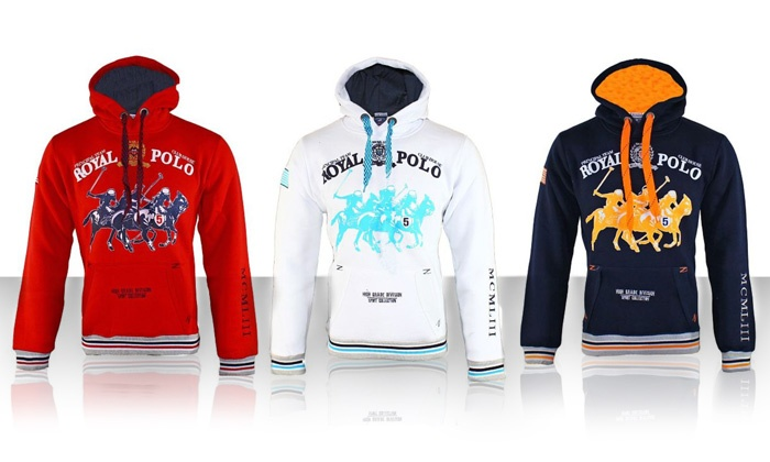 Geographical Norway Hoodie | Groupon Goods