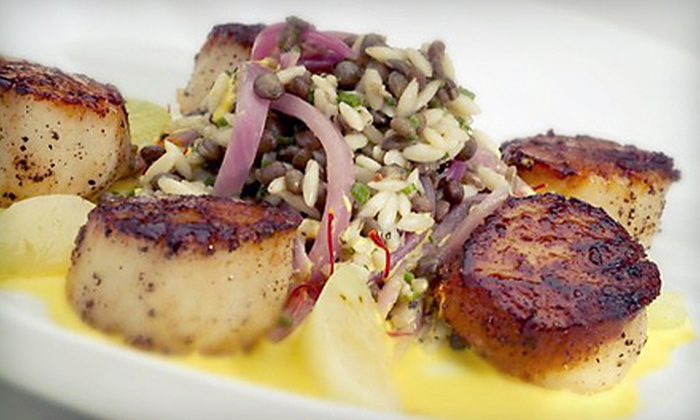 The Old Warsaw - Uptown: French Continental Cuisine at The Old Warsaw (Up to 42% Off). Two Options Available.
