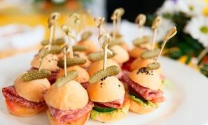 El chef en tu casa: Desde $349 por catering para 10,.20 o 30 personas en El Chef en tu Casa