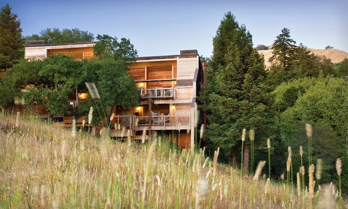 null - Orange County: Stay at Ventana Inn & Spa in Big Sur, CA