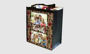 Winkflash: Personalized Reusable Grocery Bags from Winkflash (Up to 71% Off)